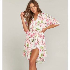 Show Me Your Mumu Brie Robe One Size